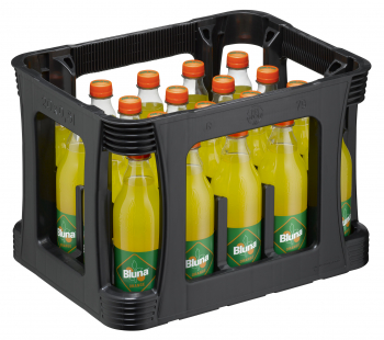 Bluna Orange 20 x 0,5 Liter (PET/Mehrweg)
