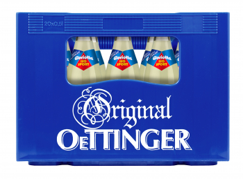 Oettinger Glorietta ISO Sport 20 x 0,5 Liter (Glas/Mehrweg)