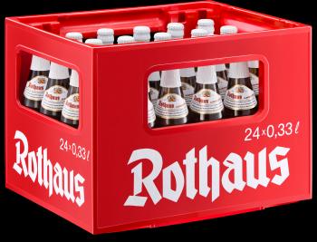 Rothaus Alkoholfrei Tannenzäpfle 24 x 0,33 Liter (Glas/Mehrweg)