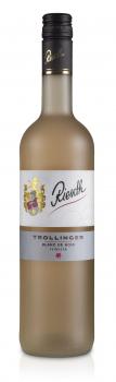 Weingut Rienth Trollinger Blanc de Noir 0,75 Liter (Glas/Pfandfrei)