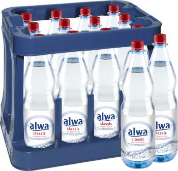 Alwa classic 12 x 1,0 Liter (PET/Mehrweg)