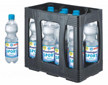 Ensinger Sport Medium 11 x 0,5 Liter (PET/Mehrweg)