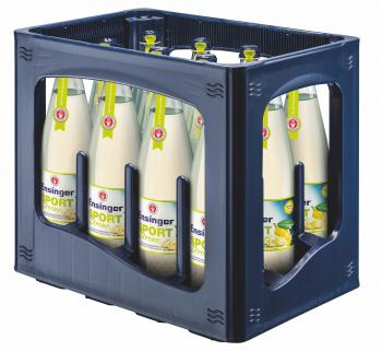 Ensinger Sport Zitrone 12 x 0,75 Liter (Glas/Mehrweg)