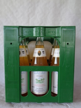 Waiblinger Apfelsaft trüb 6 x 1,0 Liter (Glas/Mehrweg)