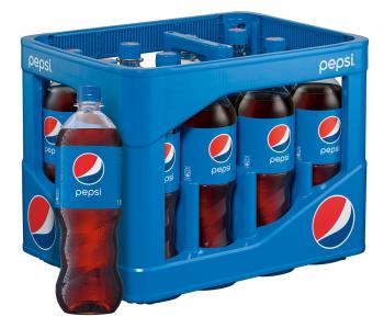 Pepsi Cola 12 x 1,0 Liter (PET/Mehrweg)