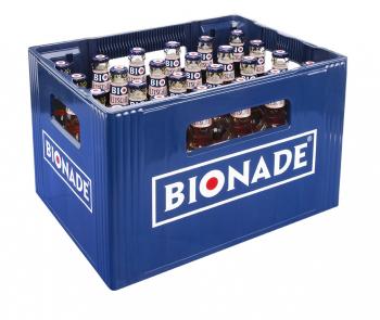 Bionade Litschi 24 x 0,33 Liter (Glas/Mehrweg)