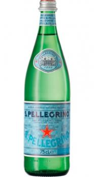 San Pellegrino 16 x 0,75 Liter (Glas/Mehrweg)
