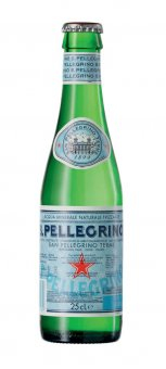 San Pellegrino 24 x 0,25 Liter (Glas/Mehrweg)