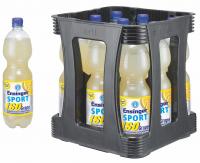 Ensinger Sport Iso Citrone 9 x 1,0 Liter (PET/Mehrweg)
