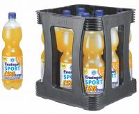 Ensinger Sport Iso Orange 9 x 1,0 Liter (PET/Mehrweg)