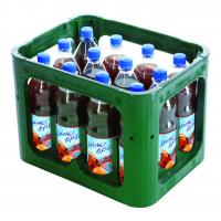 Leicht & fit Cola-Mix 12 x 1,0 Liter (PET/Mehrweg)
