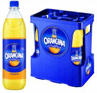 Orangina Original 6 x 1,0 Liter (PET/Mehrweg)