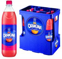 Orangina Rouge 6 x 1,0 Liter (PET/Mehrweg)
