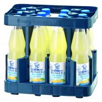 Aqua Römer ISO Sport Zitrone-Grapefruit 12 x 0,5 Liter (PET/Mehrweg)