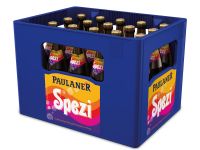 Paulaner Spezi 20 x 0,5 Liter (Glas/Mehrweg)