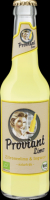 Proviant Limo Zitrone-Ingwer 24 x 0,33 Liter (Glas/Mehrweg)