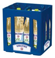 Gerolsteiner Frucht Apfel-Zitrone 12 x 0,75 Liter (PET/Mehrweg)