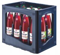 Ensinger Direktsaft Apfel-Johannisbeer-Schorle 12 x 0,75 Liter (Glas/Mehrweg)