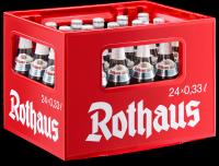 Rothaus Eiszäpfle 24 x 0,33 Liter (Glas/Mehrweg)