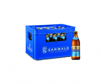 Sanwald Kristall Weizen 20 x 0,5 Liter (Glas/Mehrweg)