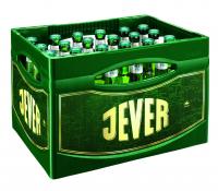 Jever Pilsner Fun 24 x 0,33 Liter (Glas/Mehrweg)