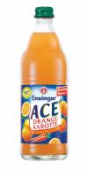 Ensinger ACE Orange-Karotte 12 x 0,5 Liter (Glas/Mehrweg)