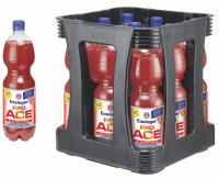Ensinger Red ACE 9 x 1,0 Liter (PET/Mehrweg)