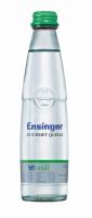 Ensinger Gourmet Bio-Mineralwasser Still 24 x 0,25 Liter (Glas/Mehrweg)
