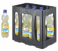 Ensinger Sport Iso Grape 11 x 0,5 Liter (PET/Mehrweg)