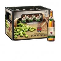 Dinkelacker CD Pils 20 x 0,5 Liter (Glas/Mehrweg)