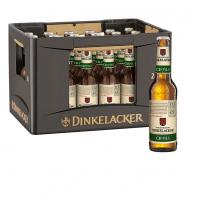Dinkelacker CD Pils 24 x 0,33 Liter (Glas/Mehrweg)