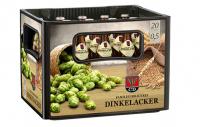 Dinkelacker Naturradler 20 x 0,5 Liter (Glas/Mehrweg)