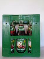 Bittenfelder Apfel-Kirsch-Saft 6 x 1,0 Liter (Glas/Mehrweg)