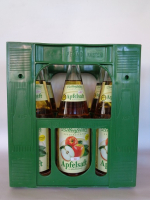 Bittenfelder Apfelsaft klar 6 x 1,0 Liter (Glas/Mehrweg)