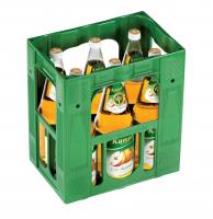 Kumpf Gold Apfelsaft 6 x 1,0 Liter (Glas/Mehrweg)