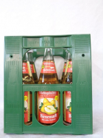 Bittenfelder Birnensaft 6 x 1,0 Liter (Glas/Mehrweg)