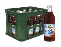 Teinacher Limo Cola-Mix 12 x 0,5 Liter (Glas/Mehrweg)