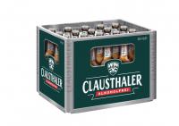 Clausthaler Original Alkoholfrei 20 x 0,5 Liter (Glas/Mehrweg)