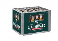 Clausthaler Original Alkoholfrei 24 x 0,33 Liter (Glas/Mehrweg)