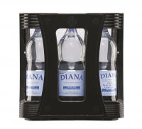 Diana Medium 9 x 1,0 Liter (PET/Mehrweg)