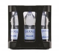 Diana Medium 9 x 1,0 Liter (PET/Mehrweg)