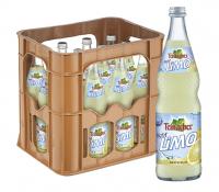 Teinacher Limo Light Grapefruit 12 x 0,7 Liter (Glas/Mehrweg)