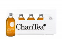 ChariTea black 20 x 0,33 Liter (Glas/Mehrweg)