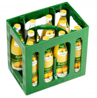 Kumpf Gold Orangensaft 10 x 0,5 Liter (Glas/Mehrweg)