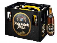 König Ludwig Dunkel 20 x 0,5 Liter (Glas/Mehrweg)