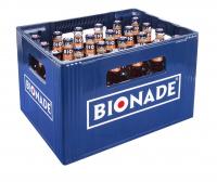 Bionade Ingwer-Orange 24 x 0,33 Liter (Glas/Mehrweg)