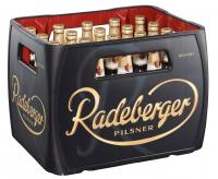 Radeberger Pilsner 20 x 0,5 Liter (Glas/Mehrweg)