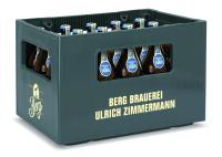 Berg Brauerei Hefeweizen 20 x 0,5 Liter (Glas/Mehrweg)
