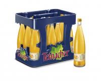 Teinacher Genuss-Limonade Orange-Mandarine 12 x 0,7 Liter (Glas/Mehrweg)