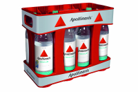 Apollinaris Medium 10 x 1,0 Liter (PET/Mehrweg)